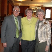 Dr. Tabibzadeh, Dr. Carnes, and Dr. Brewer