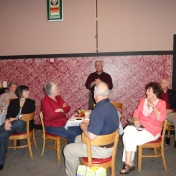 Recognition and Retirement Party