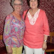 Dr. Peggy Brewer and Dr. Teresa McGlone