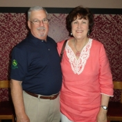 Dr. Rich Powers and Dr. Teresa McGlone