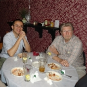 Dr. Weiling Zhuang and Dr. Steve Brown