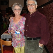 Dr. Peggy Brewer and Dr. Kambiz Tabibzadeh