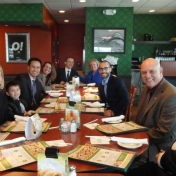 MMIB Distinguished Alumnus Brunch
