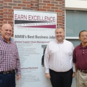 Dr. Roberson, Mr. Easterling, and Dr. Zhuang