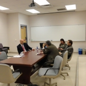 Faculty Discussion with Mr. Todd Mullins
