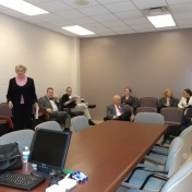MMIB Faculty Discussion with Ms. Sharon Ritchey