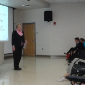 Welcome Session, Dr. Lana Carnes, MMIB Chair