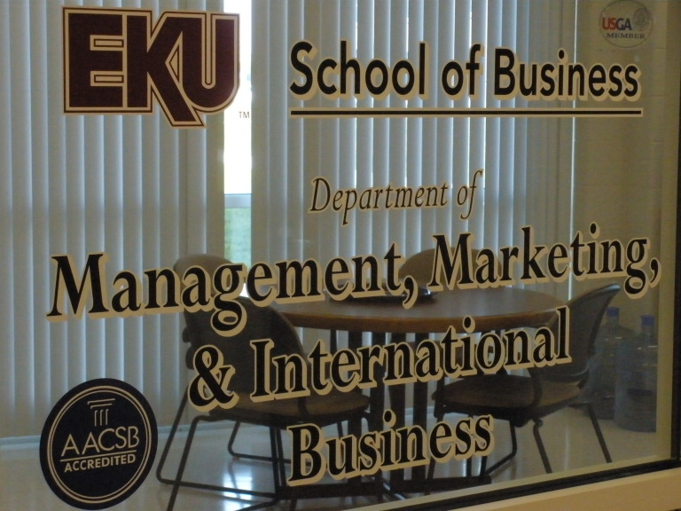 MMIB - home of EKU's Human Resource Program