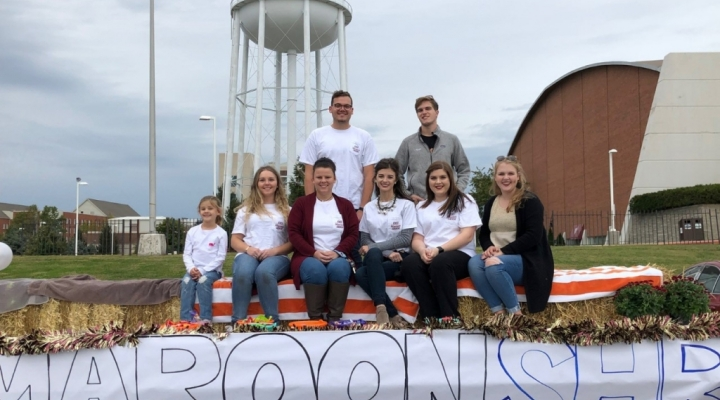 Cayley Blevins, Nicole Taylor, Jackie Buis, Nathan Mitchell, Samson Reed, Chelse