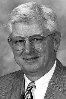 John Hardy Tribble, EKU 1999 Hall of Distinguished Alumni