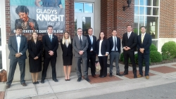 EKU Supply Chain Management students turn out for the Hitachi Automotive Conf
