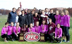 OVC cross country champions