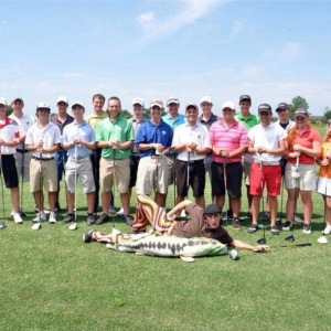 PGA/GM First Annual Golf Camp